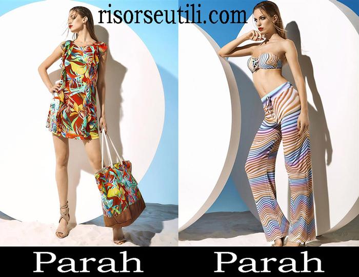 New Arrivals Beachwear Parah 2018 Fashion Sea