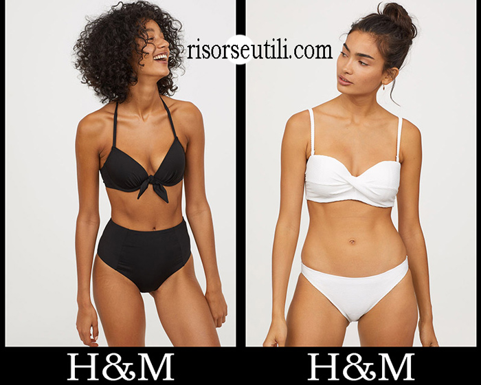 New Arrivals Bikinis HM 2018 Swimwear Accessories
