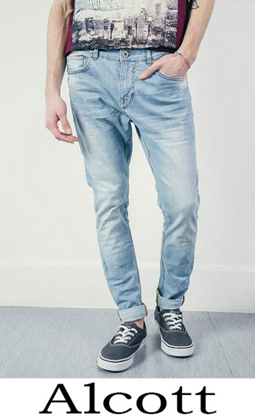 New Arrivals Jeans Alcott 2018 For Men