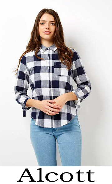New Arrivals Shirts Alcott 2018 For Women