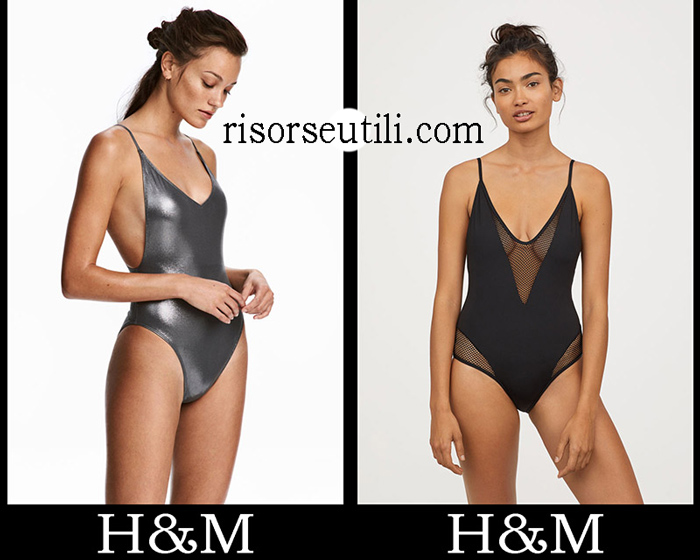 New Arrivals Swimsuits HM 2018 Swimwear