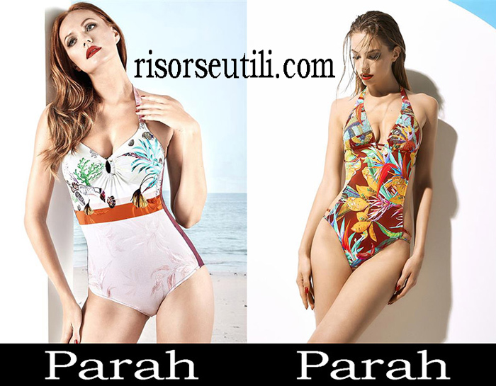 New Arrivals Swimsuits Parah 2018 Swimwear women