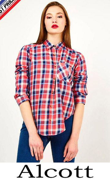 Shirts Alcott 2018 New Arrivals For Women