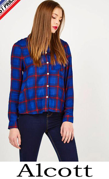 Shirts Alcott 2018 Spring Summer For Women