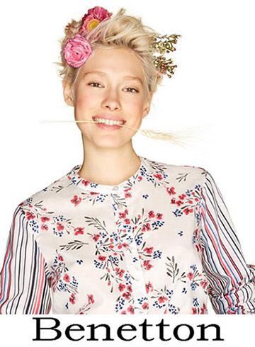 Shirts Benetton 2018 New Arrivals For Women 1