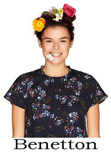 Shirts Benetton 2018 New Arrivals For Women 3