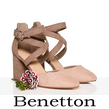 Shoes Benetton 2018 New Arrivals For Women 2