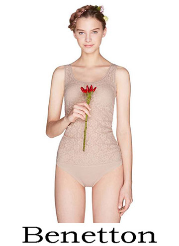 Underwear Benetton 2018 New Arrivals For Women 5