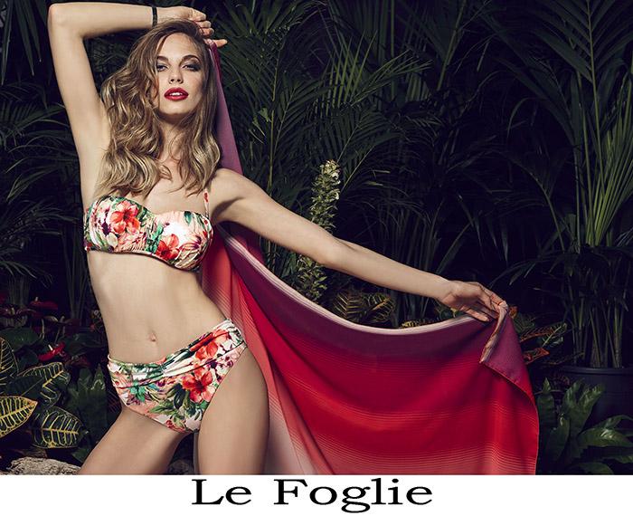 Bikinis Le Foglie Spring Summer 2018 1