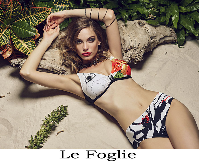 Bikinis Le Foglie Spring Summer 2018 2