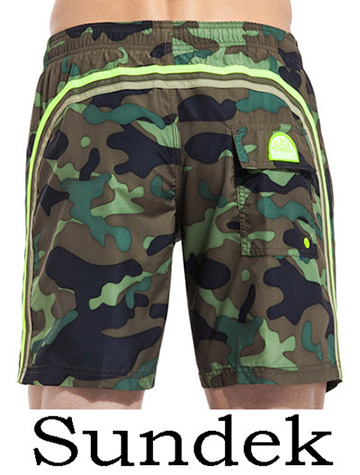 Boardshorts Sundek Spring Summer 2018 Men 5