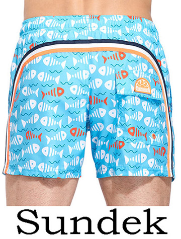 Boardshorts Sundek Spring Summer 2018 Men 8