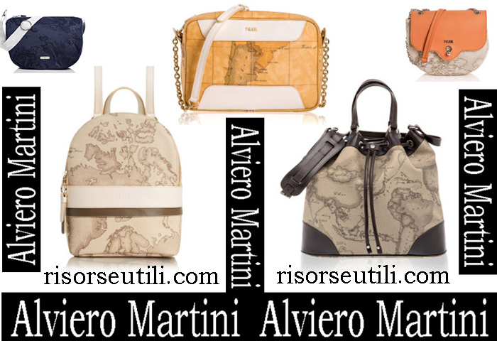 New Arrivals Bags Alviero Martini 2018 Handbags