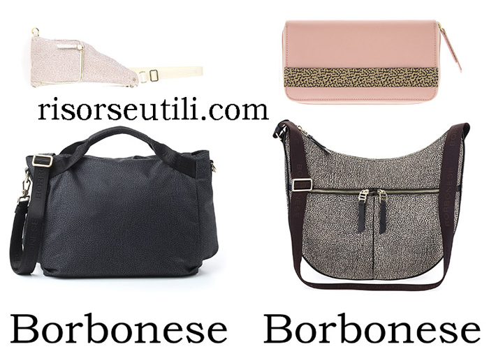 New Arrivals Bags Borbonese 2018 Handbags