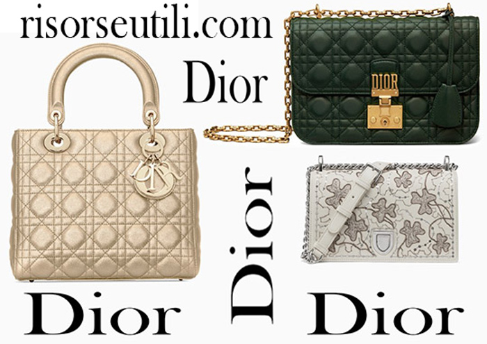 New Arrivals Bags Dior 2018 Handbags For Women