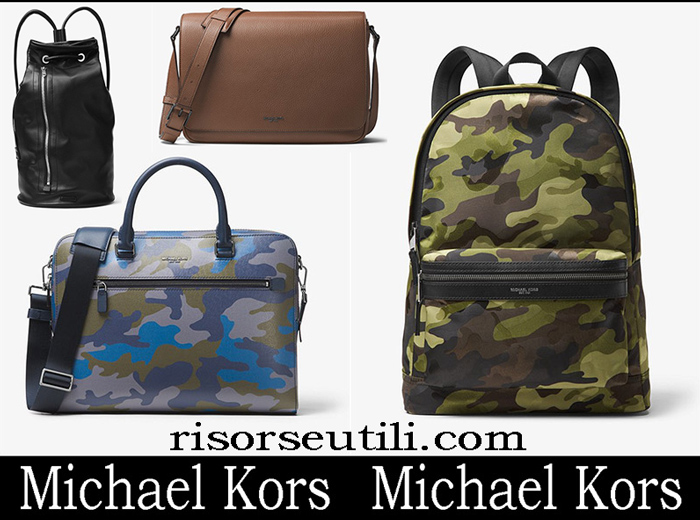 New Arrivals Bags Michael Kors 2018 Handbags For Men