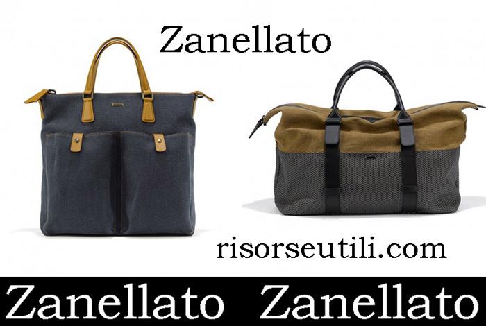 New Arrivals Bags Zanellato 2018 Handbags For Men