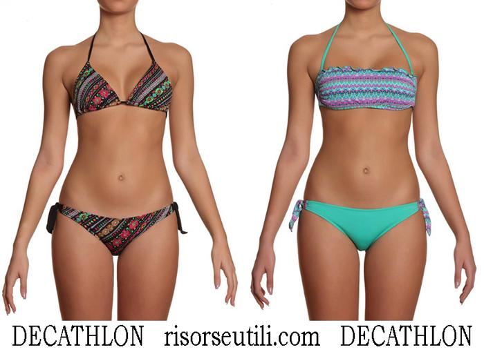 New Arrivals Bikinis Decathlon 2018 Swimwear