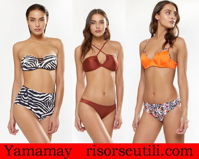 Swimwear Accessories Yamamay Arrivals For Women Bikinis 2018 New LUqpjSGzMV
