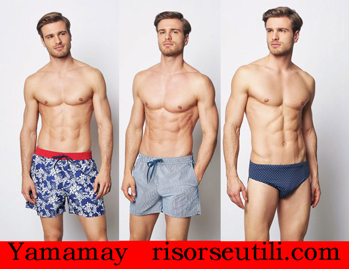 New Arrivals Boardshorts Yamamay 2018 For Men