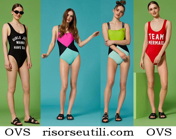 New Arrivals Swimsuits OVS 2018 Swimwear