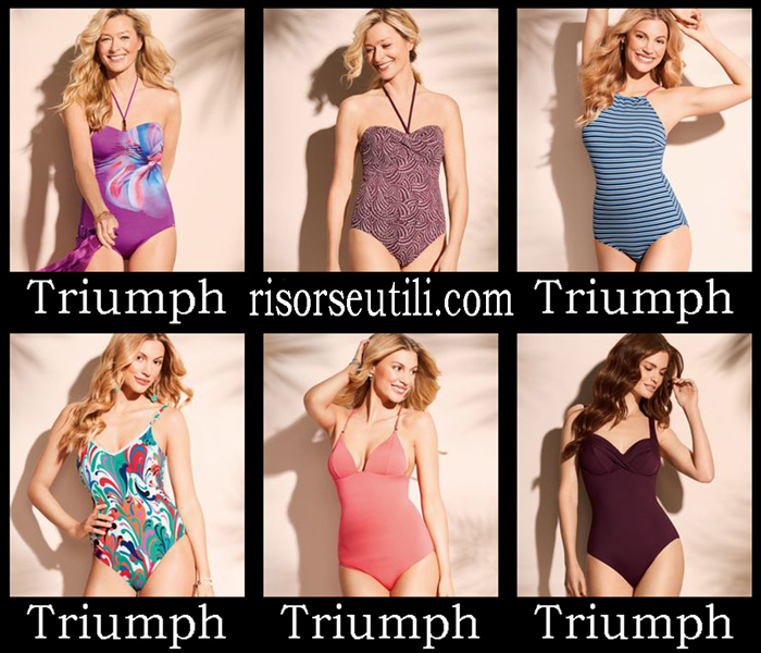 New Arrivals Swimsuits Triumph 2018 Swimwear
