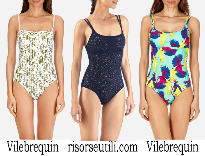 New Arrivals Swimsuits Vilebrequin 2018 Swimwear