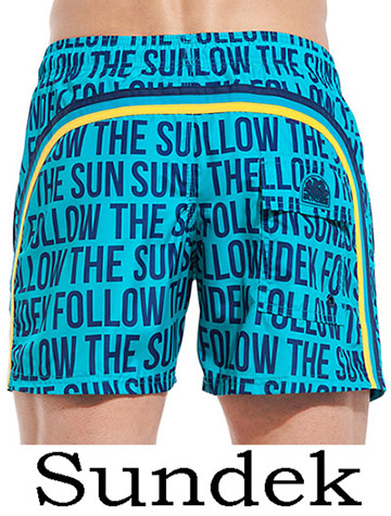 New Boardshorts Sundek 2018 New Arrivals Men 10