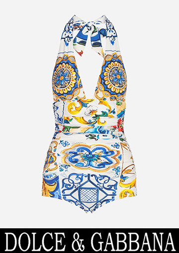New Swimsuits Dolce Gabbana 2018 New Arrivals 1