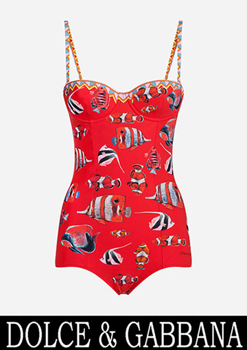 New Swimsuits Dolce Gabbana 2018 New Arrivals 3