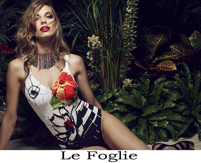 New Swimsuits Le Foglie 2018 New Arrivals 1
