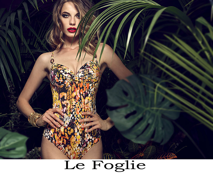 New Swimsuits Le Foglie 2018 New Arrivals 2