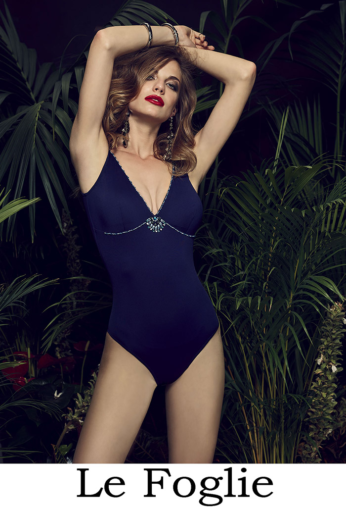 Swimsuits Le Foglie Spring Summer 2018 2