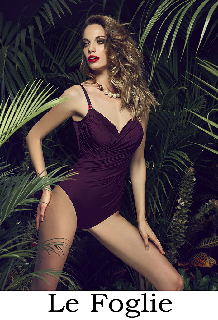 Swimsuits Le Foglie Spring Summer 2018 3