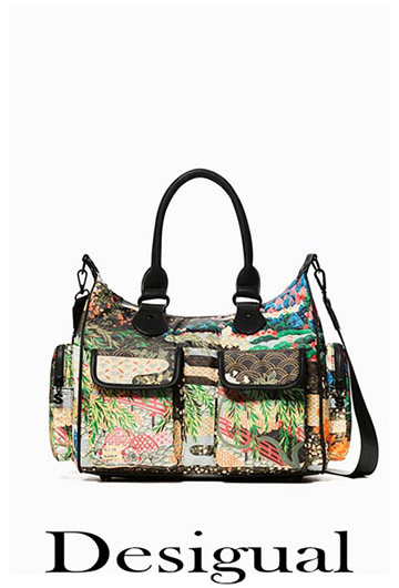 Accessories Desigual Bags Women Fashion Trends 12
