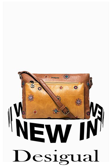 Accessories Desigual Bags Women Fashion Trends 8