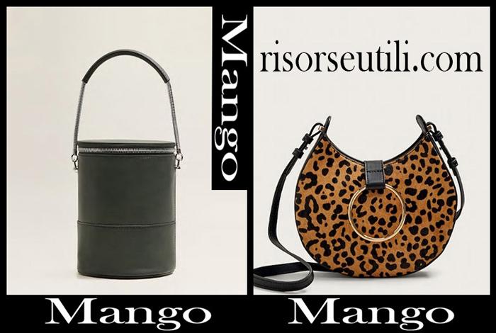 Bags Mango 2018 New Arrivals Handbags Women Accessories