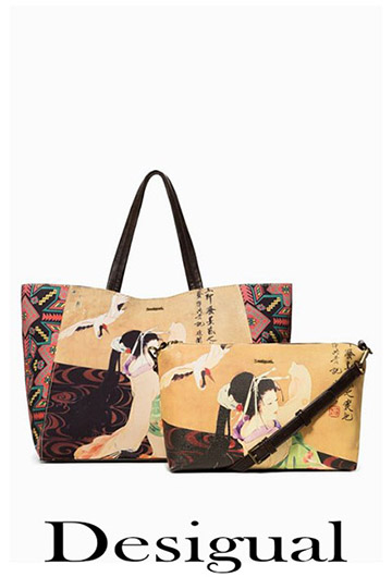 New Arrivals Desigual Handbags For Women 6