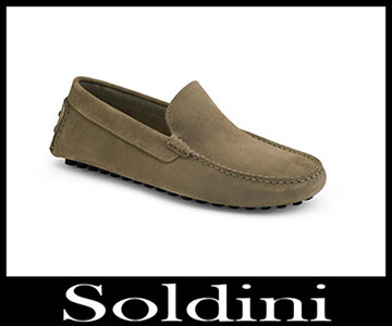 New Arrivals Soldini Footwear For Men 4