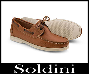 New Arrivals Soldini Footwear For Men 6