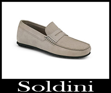New Arrivals Soldini Footwear For Men 7