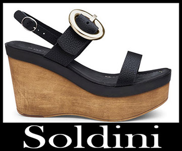 New Arrivals Soldini Footwear For Women 5