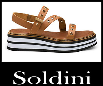 New Arrivals Soldini Footwear For Women 6