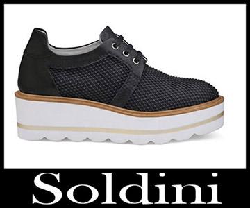 New Arrivals Soldini Footwear For Women 7