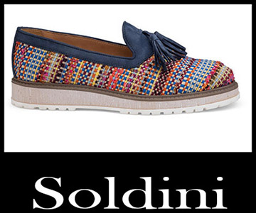 New Arrivals Soldini Footwear For Women 8