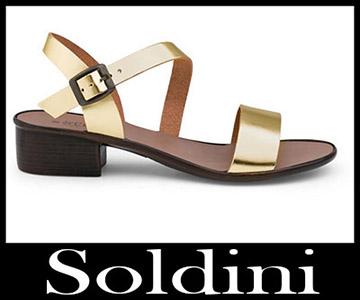 New Arrivals Soldini Footwear For Women 9