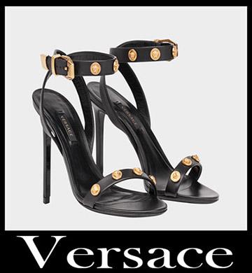 New Arrivals Versace Footwear For Women 1