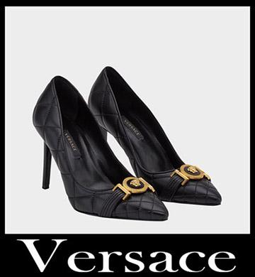 New Arrivals Versace Footwear For Women 10