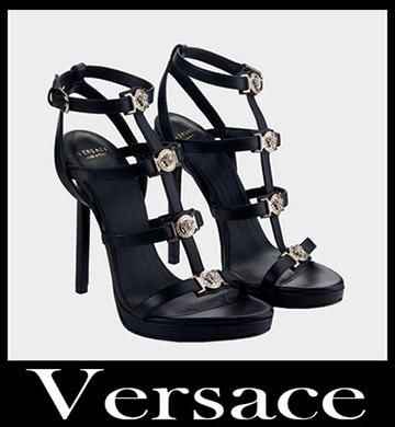 New Arrivals Versace Footwear For Women 11