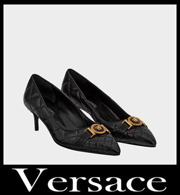 New Arrivals Versace Footwear For Women 3